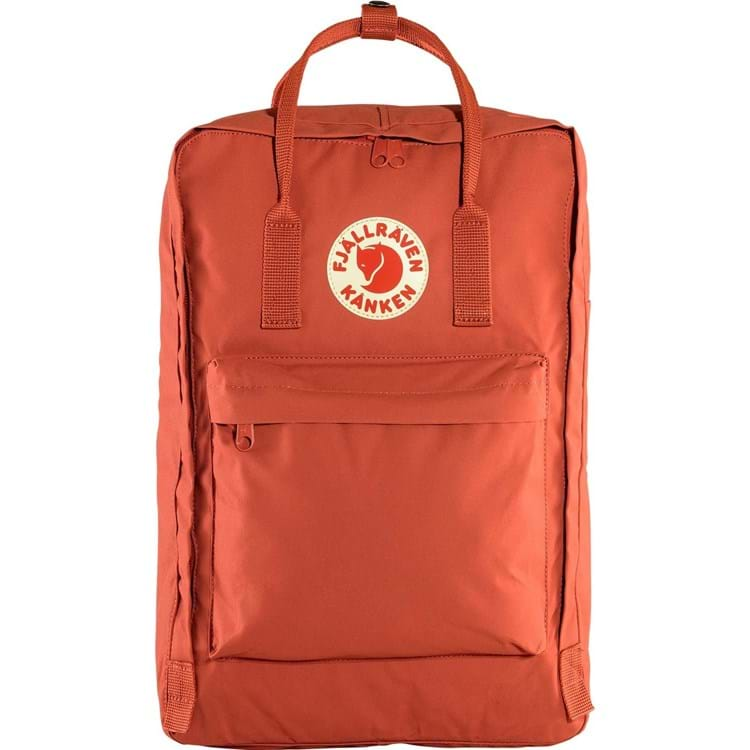 Fjällräven Rygsæk Kånken Laptop Orange 1