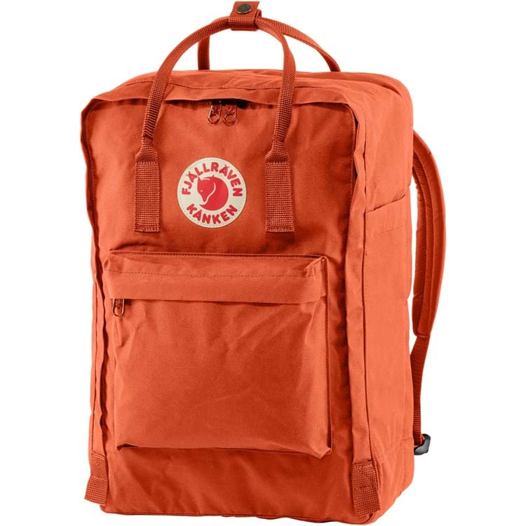 Fjällräven Rygsæk Kånken Laptop Orange 3
