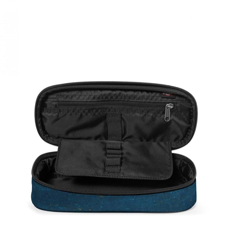 Eastpak Penalhus Oval Sort/blå 2