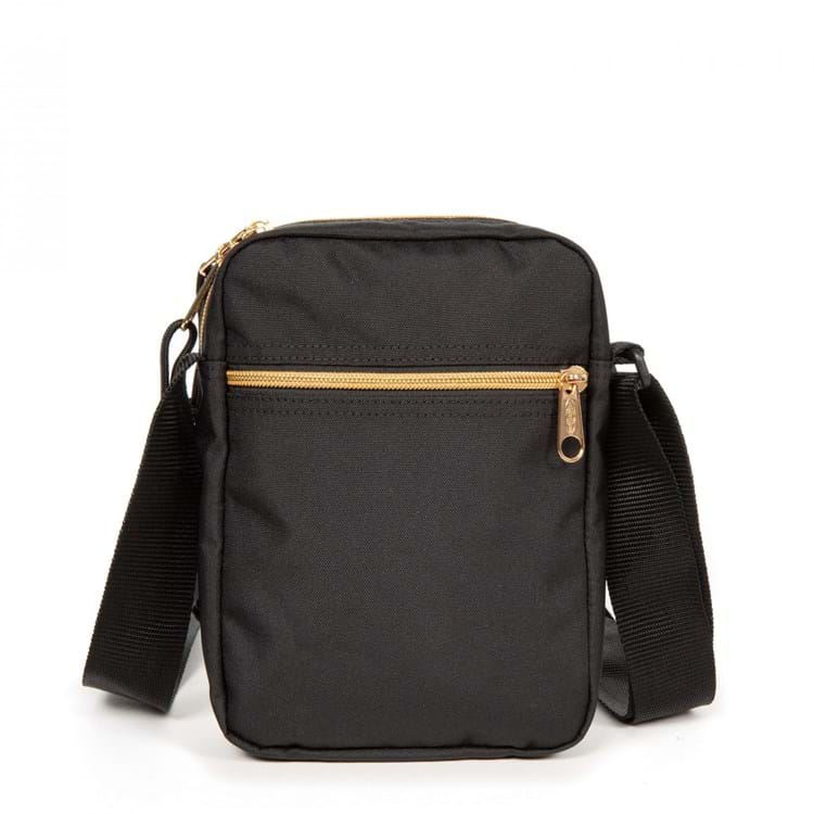 Eastpak Skuldertaske The One Sort/Guld 3