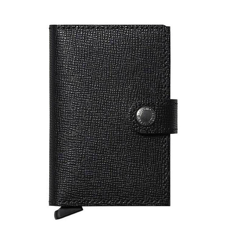 Secrid Kortholder Mini wallet Sort 1