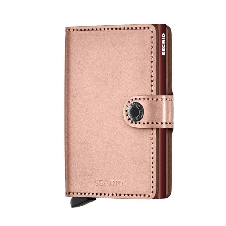 Secrid Kortholder Mini wallet Rosa 1