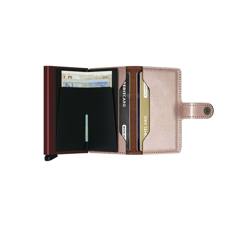 Secrid Kortholder Mini wallet Rosa 2