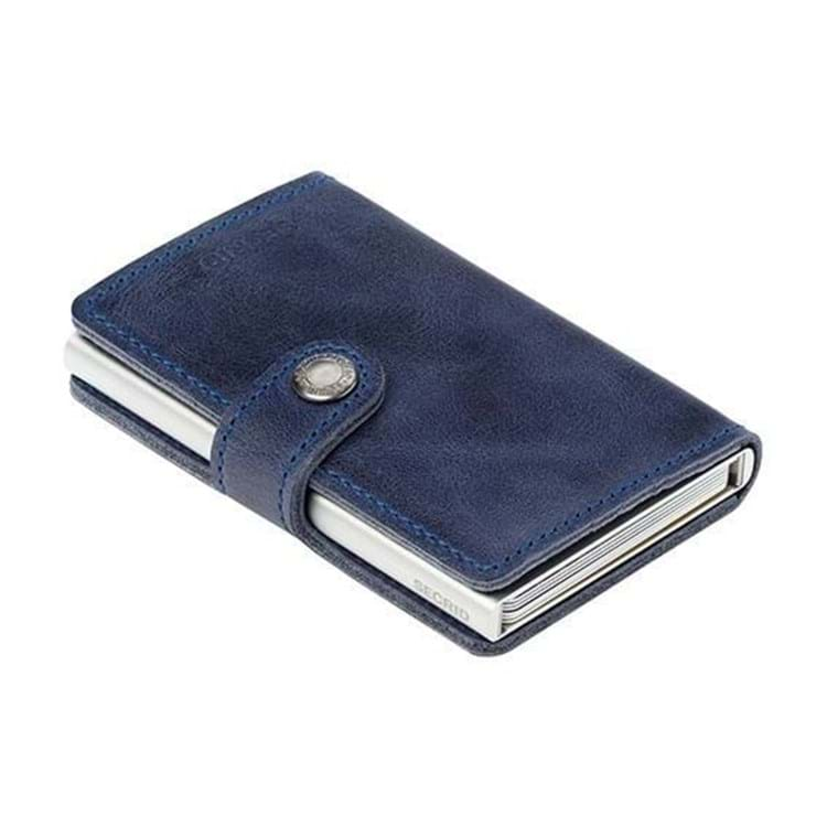 Secrid Kortholder Mini wallet Blå 2