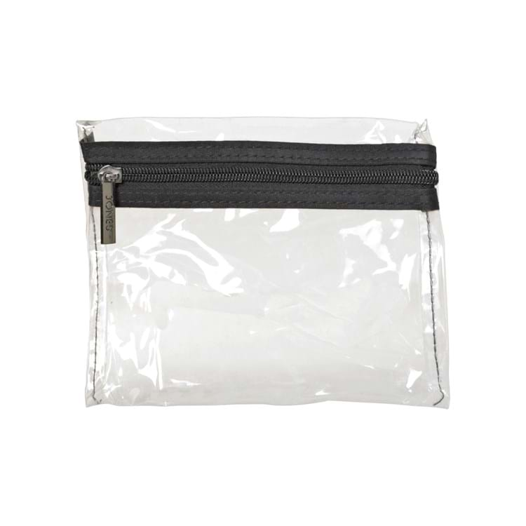 Check in bag, transparant Transparent 1