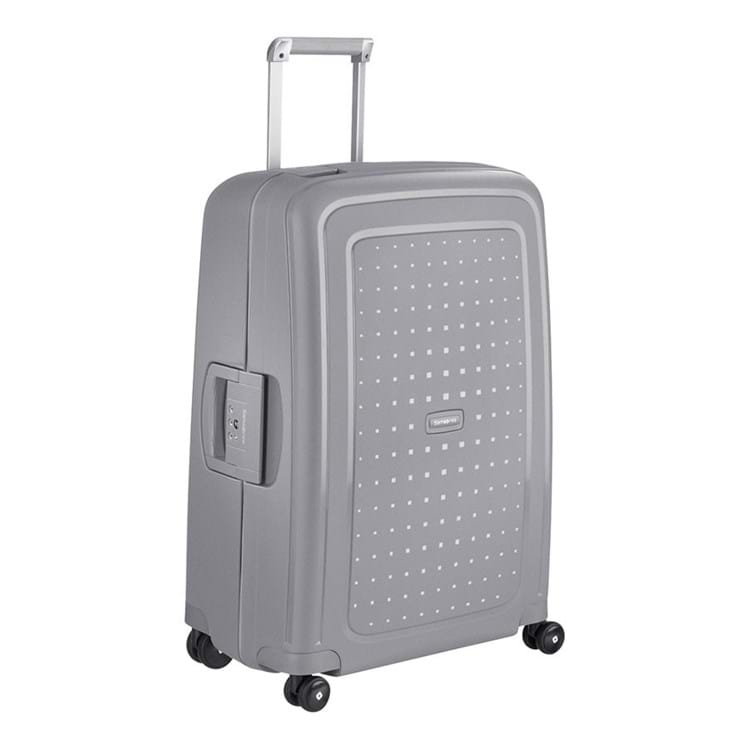 Samsonite Kuffert S.cure Sølv 1