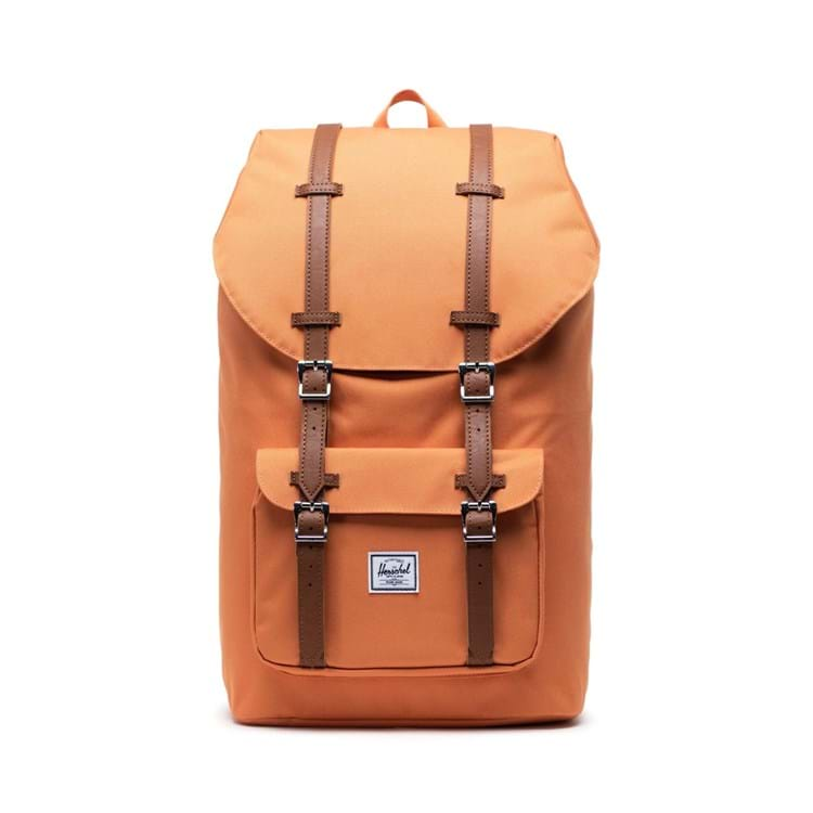 Herschel Rygsæk Little America Orange brun 1