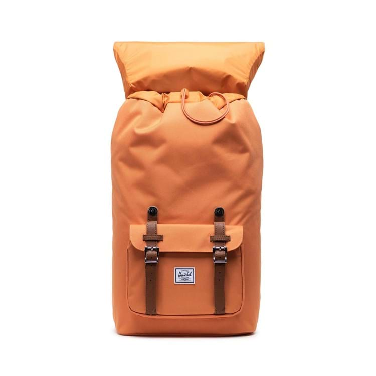 Herschel Rygsæk Little America Orange brun 2