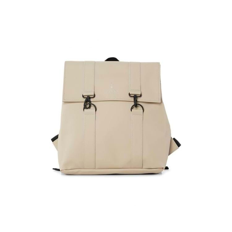 Rains Rygsæk Msn Bag Beige 1