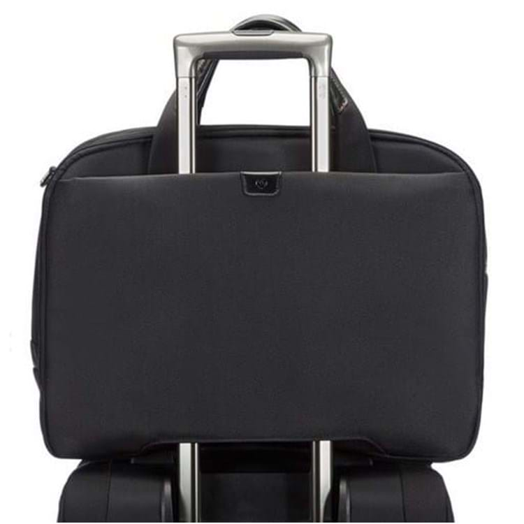 LAPTOP BAILHANDLE BRIEFCASE L Sort 2