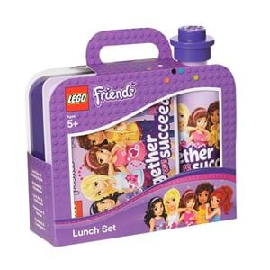 Lego Frinds - Lunch set-lavend