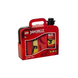 Lego Ninjago Lunch set-red