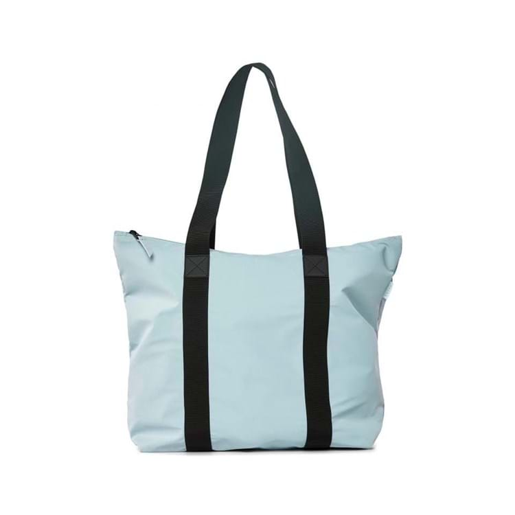 Rains Shopper Tote Bag Rush Mint 1