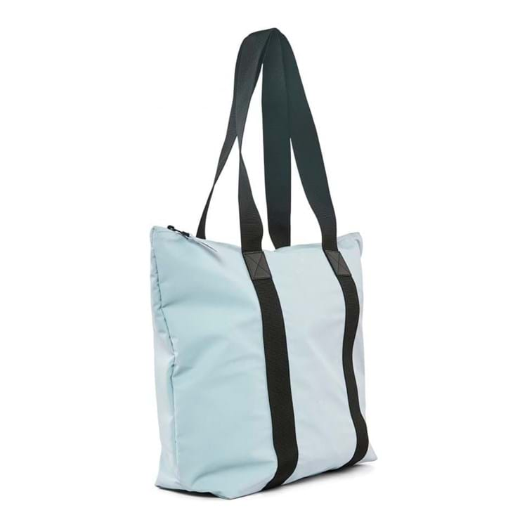 Rains Shopper Tote Bag Rush Mint 2