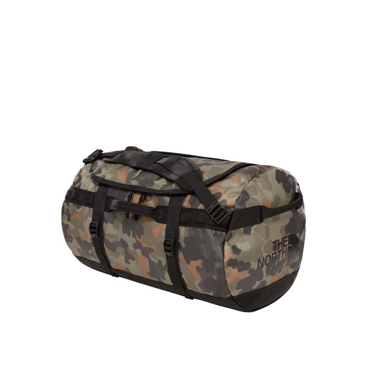 The North Face Duffel Bag Base Camp S Camouflage 2