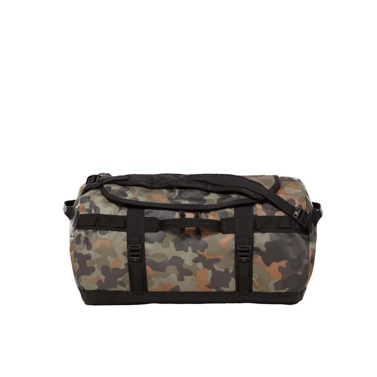The North Face Duffel Bag Base Camp S Camouflage 1