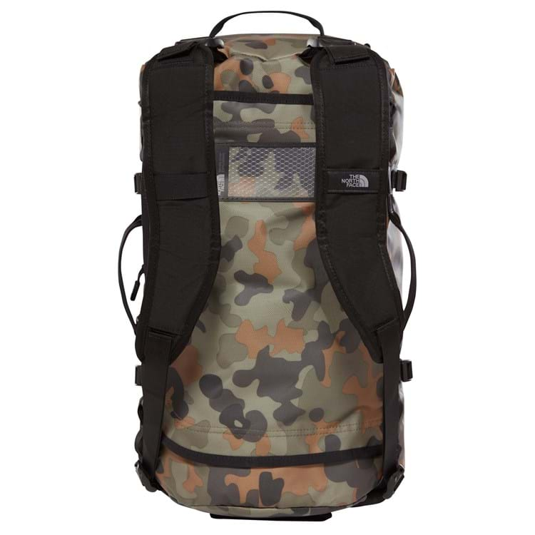 The North Face Duffel Bag Base Camp S Camouflage 3
