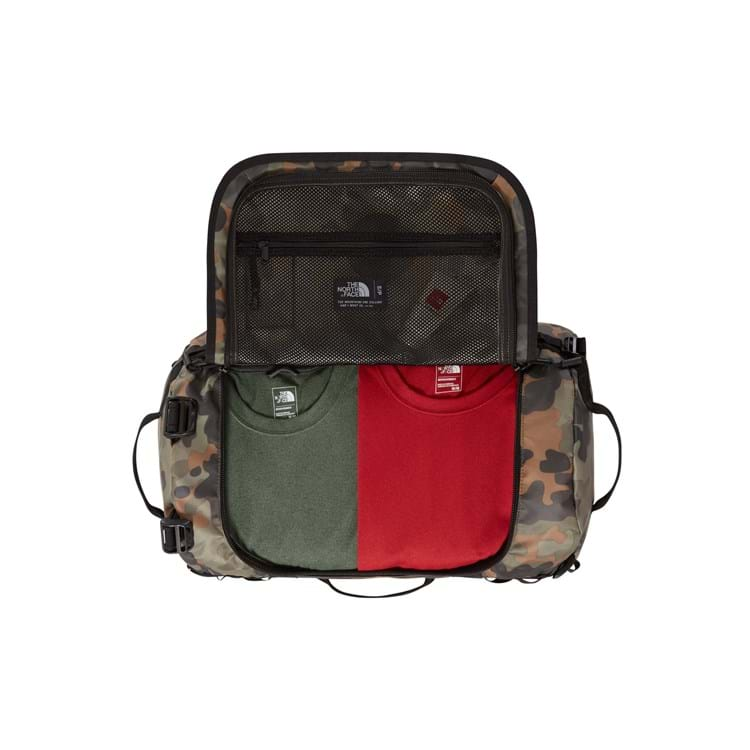 The North Face Duffel Bag Base Camp S Camouflage 4