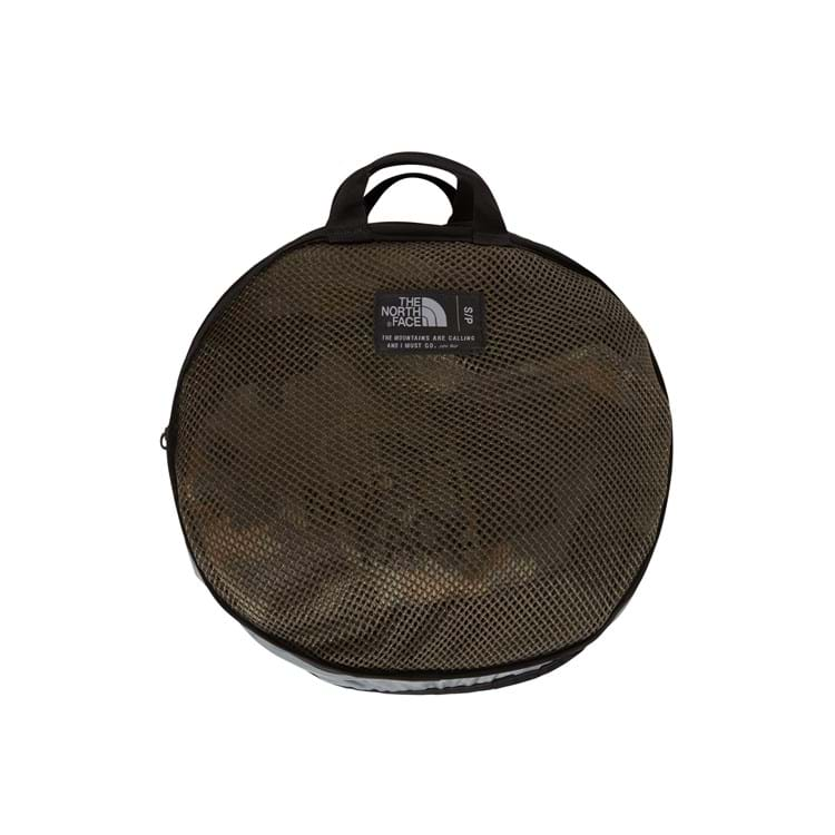 The North Face Duffel Bag Base Camp S Camouflage 5