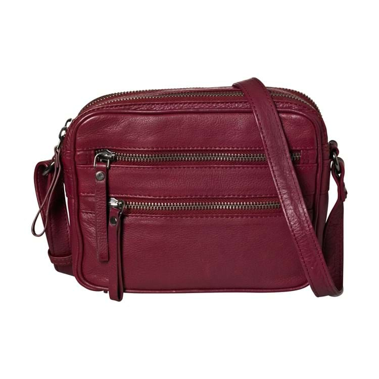 Cross body m. lyn Bordo 1