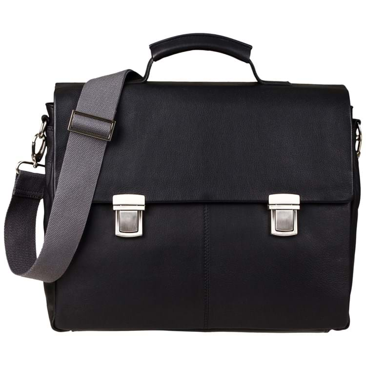 Briefcase - Medium-Manhatten Sort 1