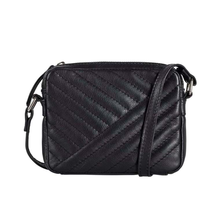 Sonia Crossbody Bag, Quilted Sort 1