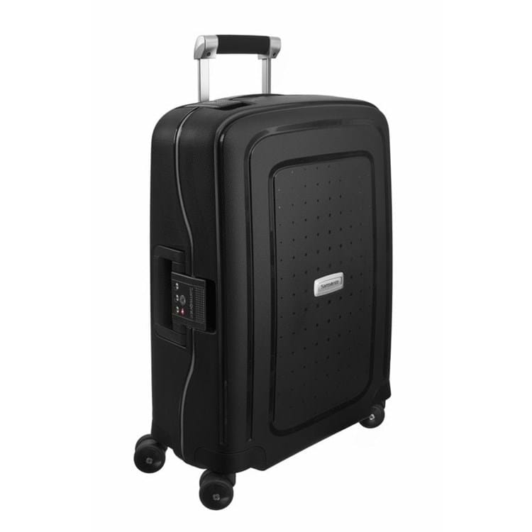 Samsonite Kuffert S.Cure DLX Grå 4