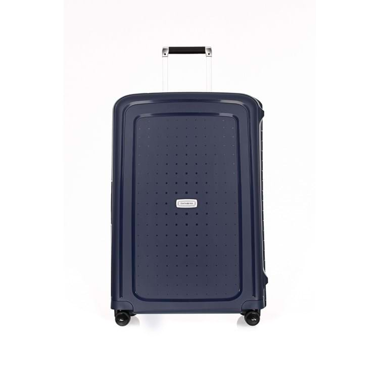 Samsonite Kuffert S.Cure DLX Blå 1