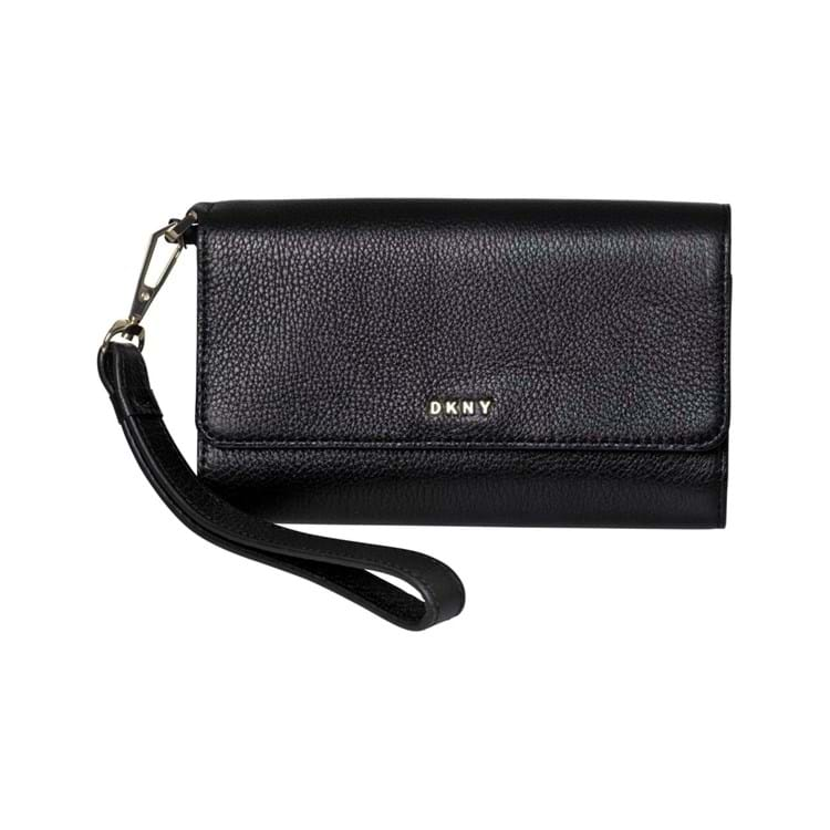 Clutch, m.flap, Chelsea Sort 1