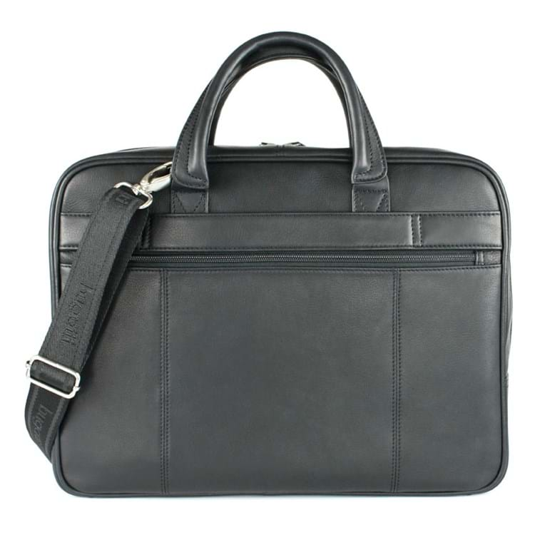 Briefcase-mappe-zip-M-Satoria Sort 3