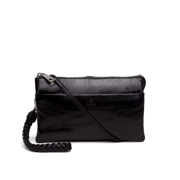 Combi clutch Nellie Salerno Sort 1