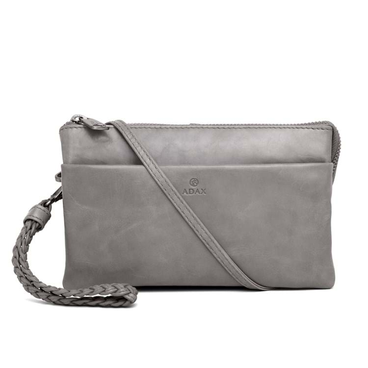 Combi clutch Nellie Salerno Grå 1