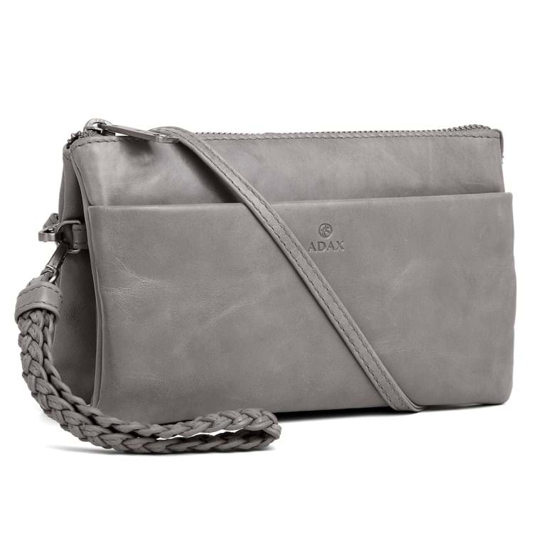 Combi clutch Nellie Salerno Grå 3