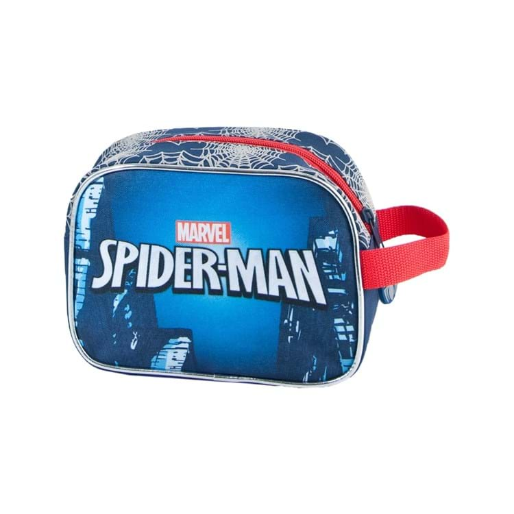 Toilettaske Spiderman Blå 1