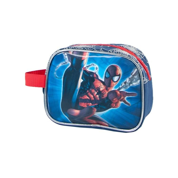 Toilettaske Spiderman Blå 2
