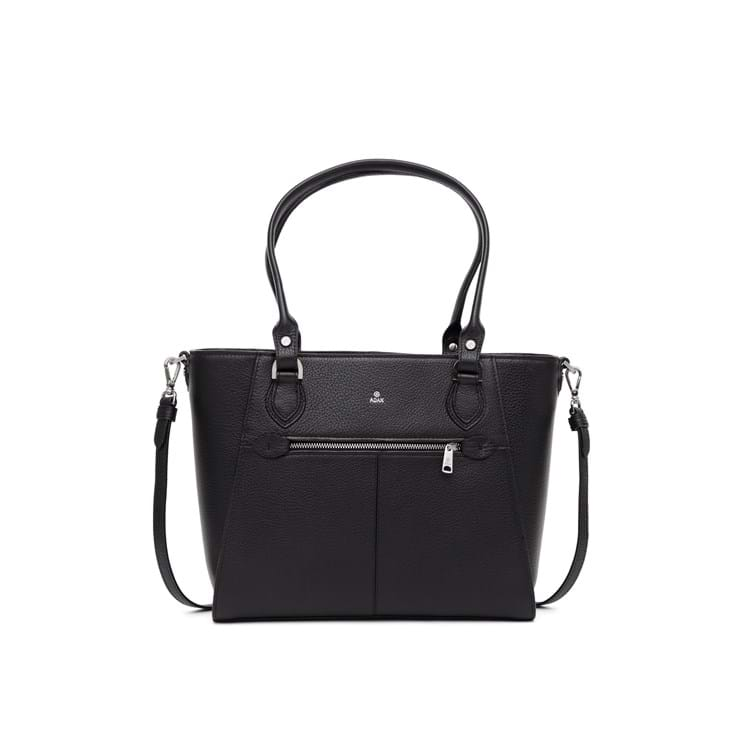 Adax Shopper Siv, Cormorano Sort 1