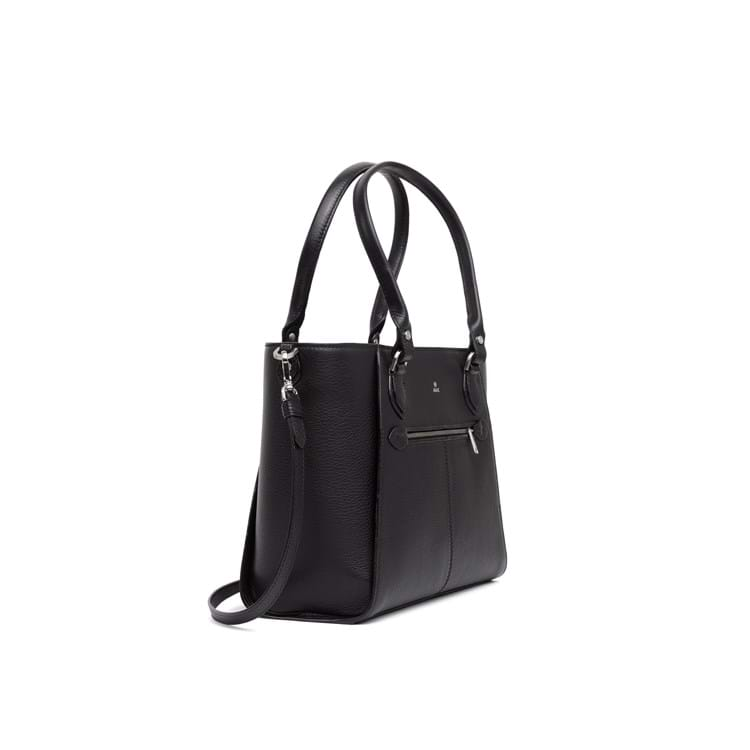 Adax Shopper Siv, Cormorano Sort 2