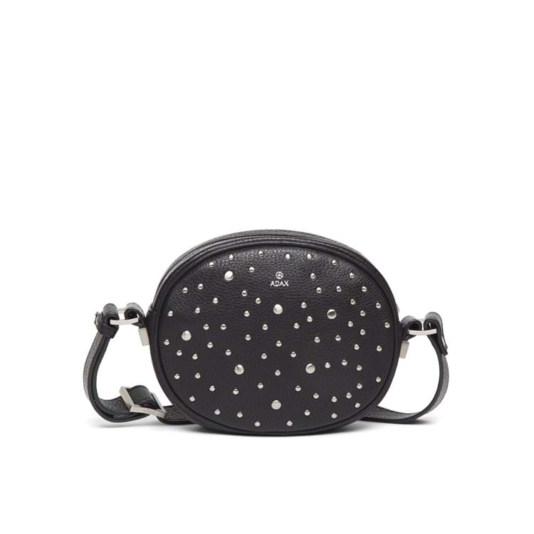 Crossbody Agnes,Raveli Rivet Sort 1