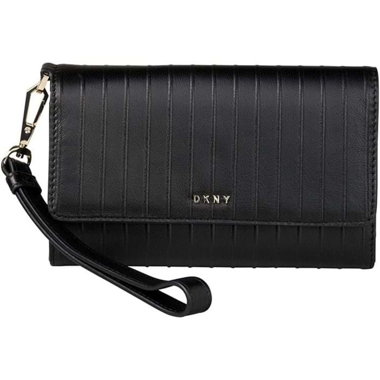 Clutch/pung Gansevoort medium Sort 1