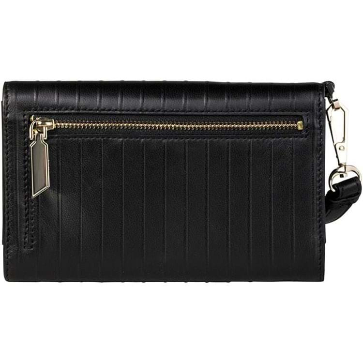 Clutch/pung Gansevoort medium Sort 2