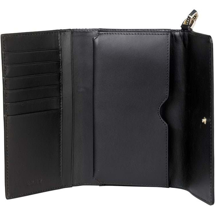 Clutch/pung Gansevoort medium Sort 3