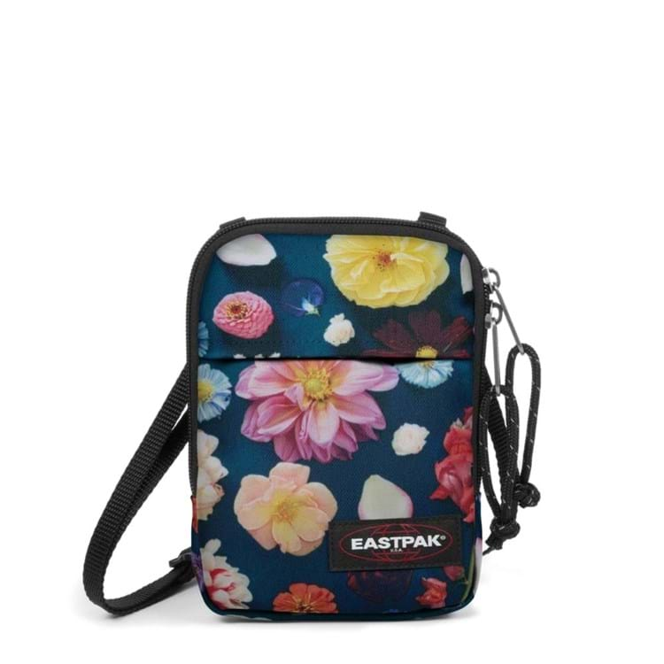 Eastpak Crossbody buddy Blå Blomst 1
