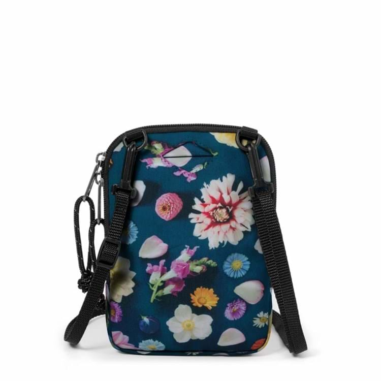 Eastpak Crossbody buddy Blå Blomst 4