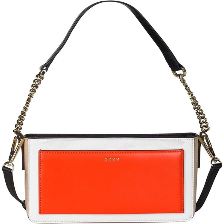 Small Crossbody Orange 1