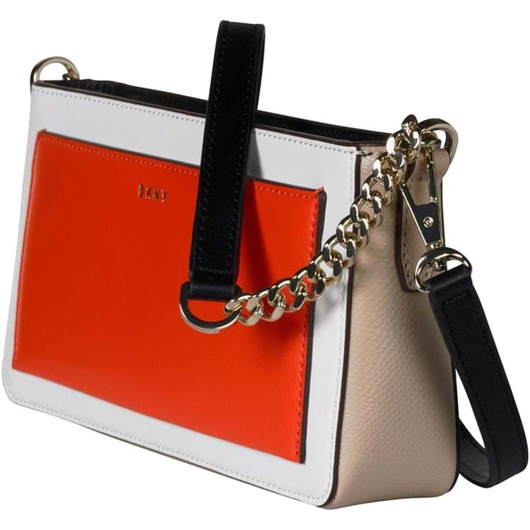 Small Crossbody Orange 2