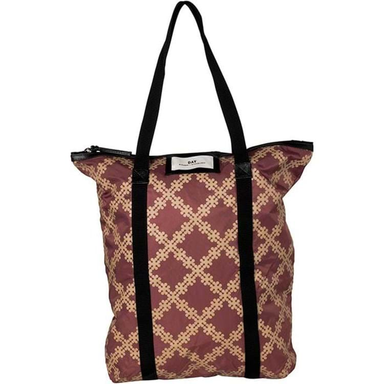 DAY Gweneth P Crossed Tote Bordo 1