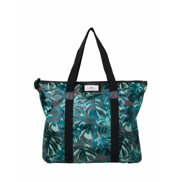 DAY Gweneth P Tropic Bag Blå/sort 1