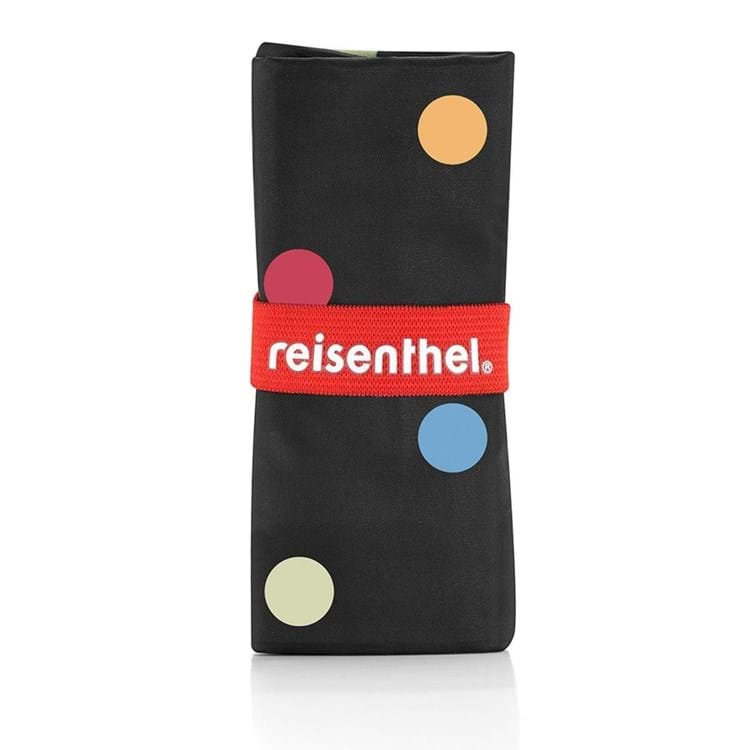 Reisenthel Shopper Mini Maxi Sort/prikker 2