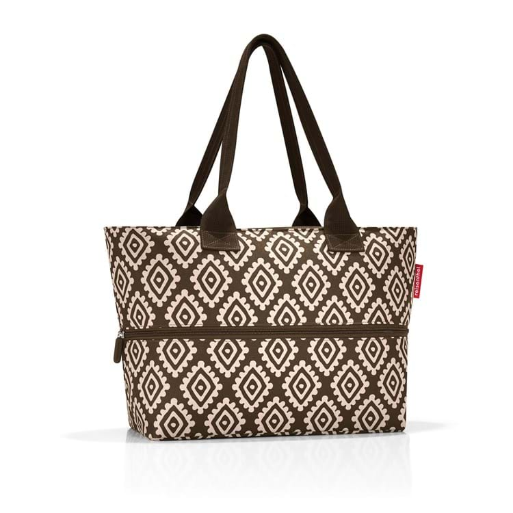 Reisenthel Shopper e1 Brun/Beige 1