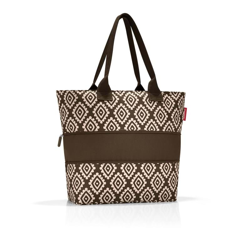 Reisenthel Shopper e1 Brun/Beige 2